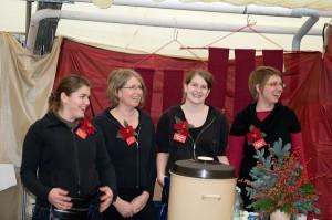 Susanne Ender und Ihr Team